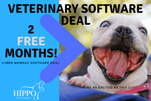 cyber monday veterinary software deal