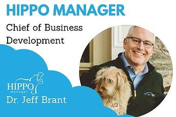 jeff brant dvm hippo manager chief of business development