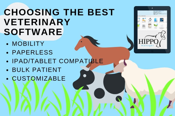 large animal cloud veterinary software