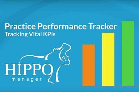 veterinary practice performance report tracker