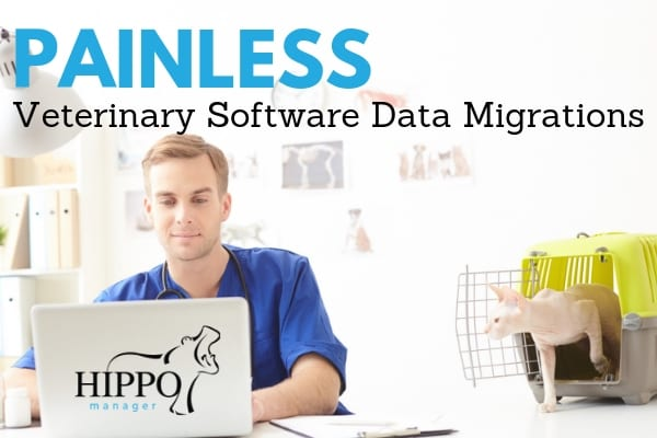 veterinary software data migrations vet and cat