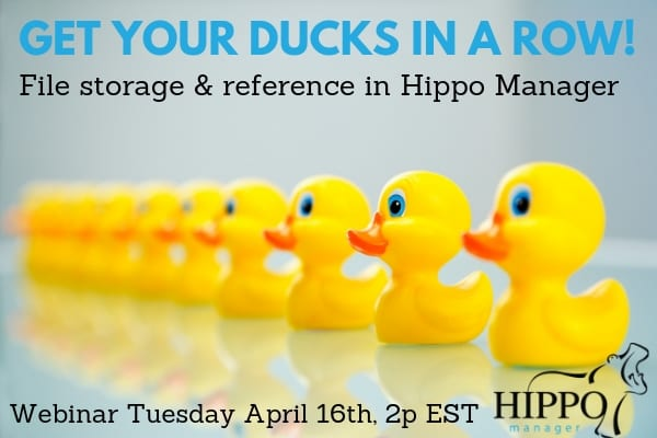 veterinary software file storage ducks in a row