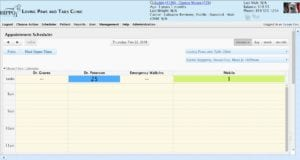 customize appointment scheduler
