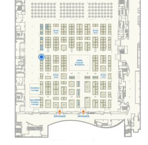 Hippo Manager AAHA Floor Map