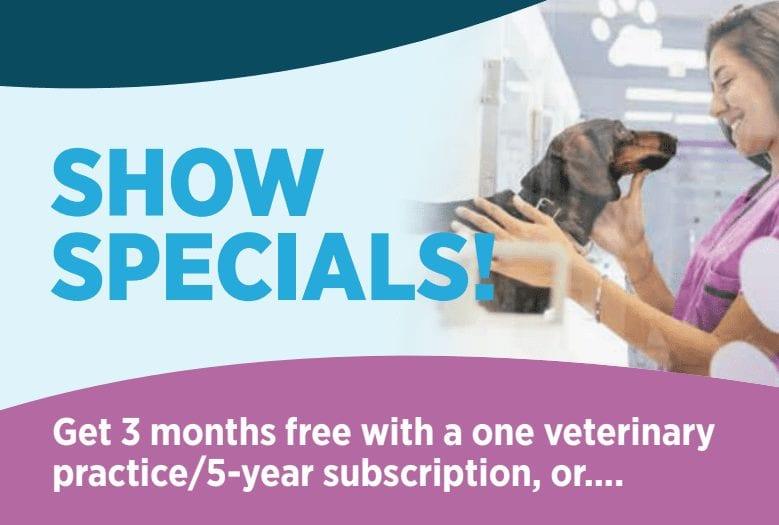 New York Vet Trade Show Veterinary Software Special