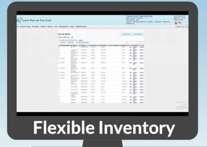Specialty Veterinary Software Flexible Inventory