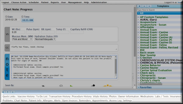 quicklinks custom toolbar in hippo manager