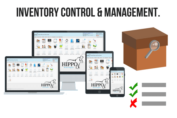 veterinary practice inventory management and control