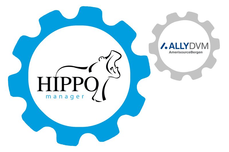 Hippo Manager and ALLYDVM Integrations