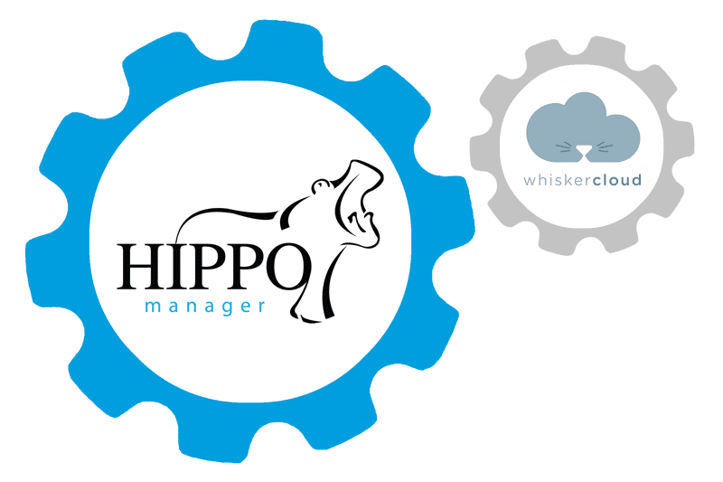 Hippo Manager and WhiskerCloud Integrated Gears