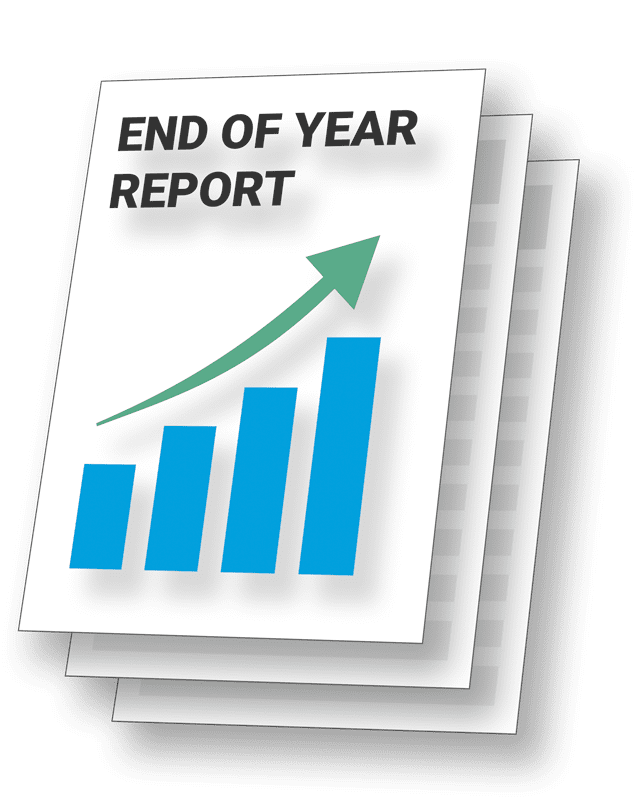 Hippo Manager End of Year Reports