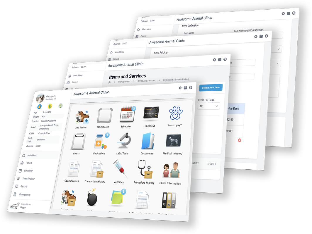 Hippo Manager 2.0